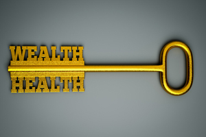 6 steps to improve your Health and build your Wealth.